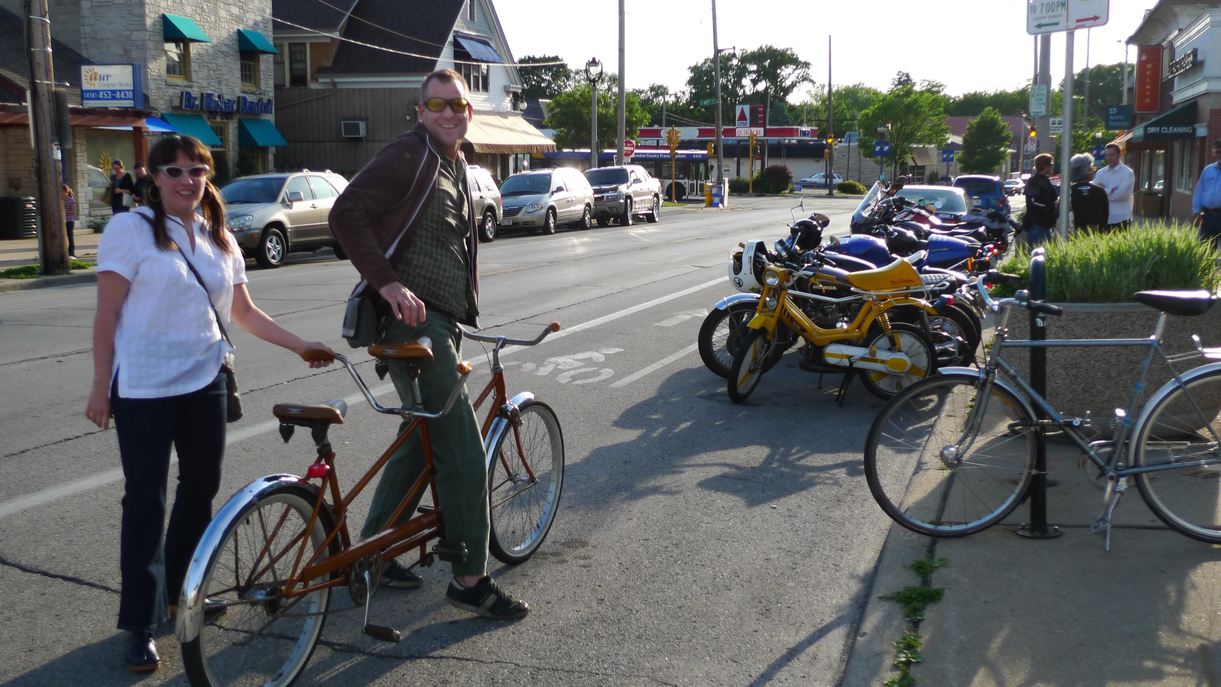 Movie Time Wisconsin Bike Fed