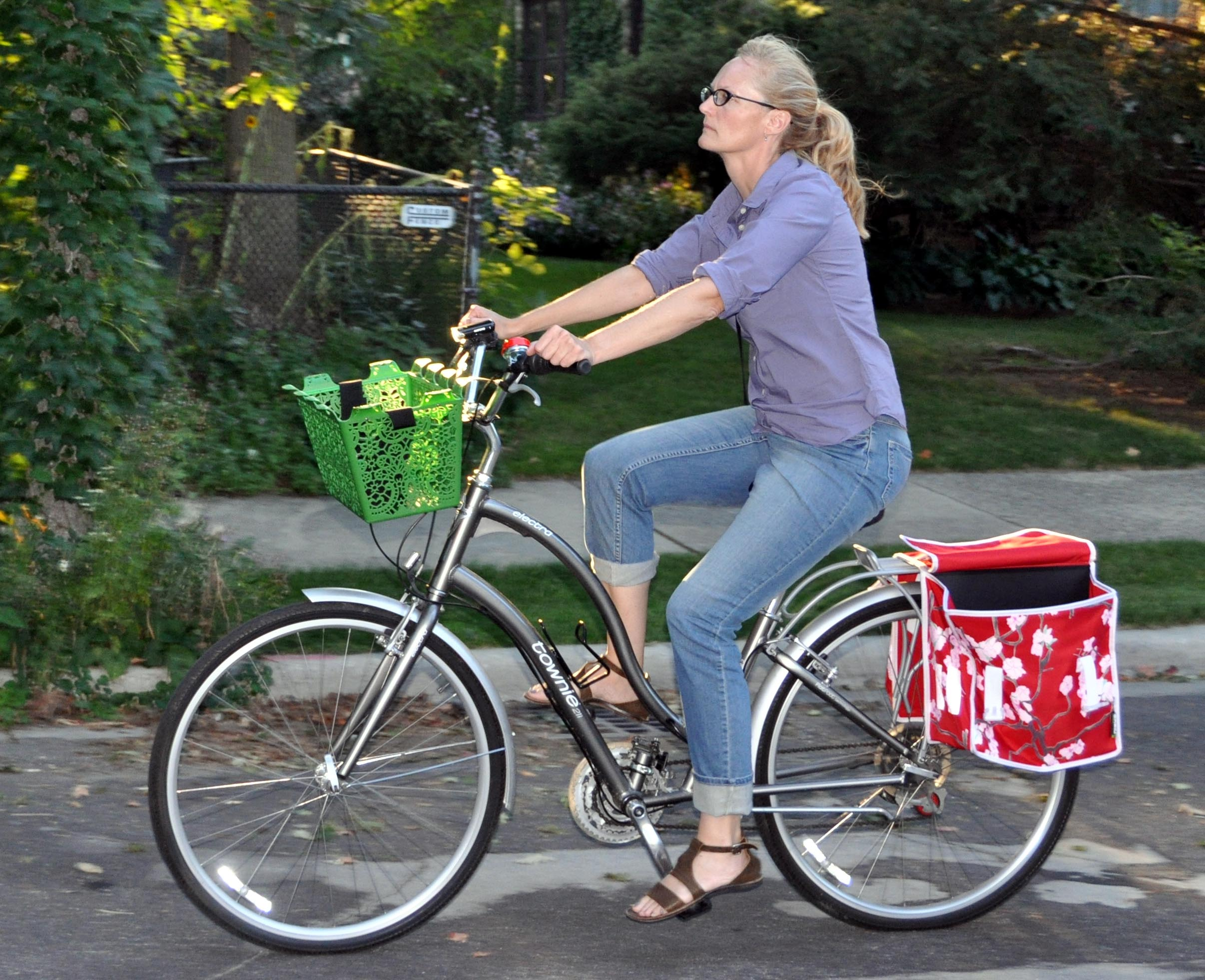 Electra Bikes Reviews Linsey s Electra Townie has