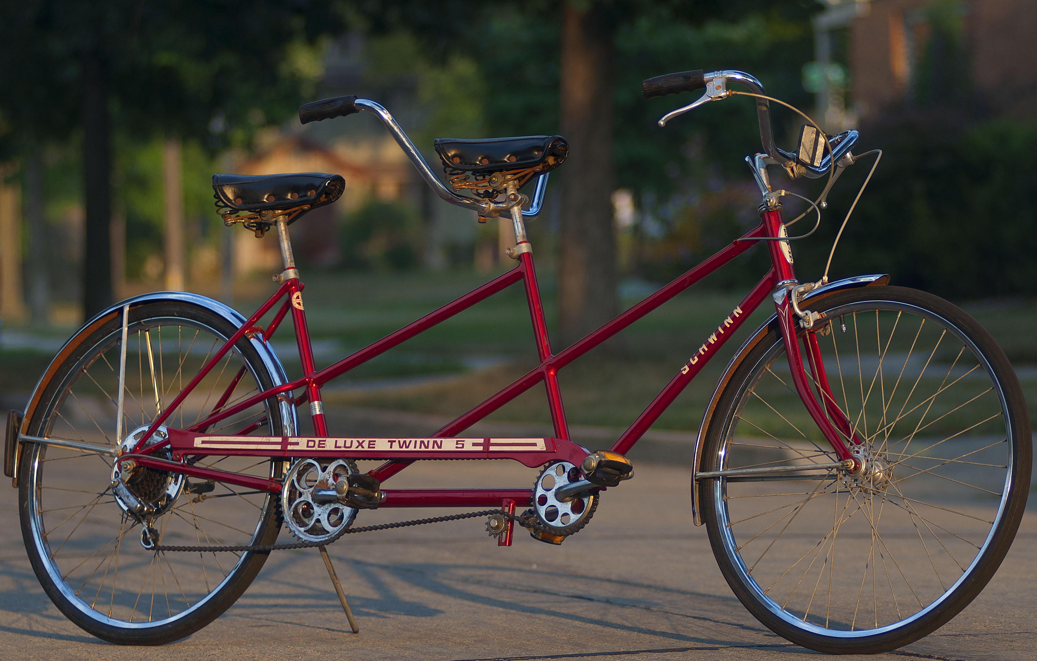 35f6cff3f88 New horse in the stable – Vintage Schwinn Deux Chavaux | Wisconsin Bike Fed